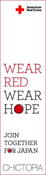 Japan-earthquake-wear-red-wear-hope-relief-fund