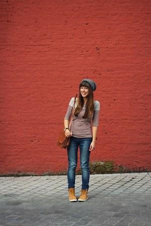 van gogh pieta - Bronze Cupsole Boots Timberland Boots, Navy Skinny Zara Jeans ...