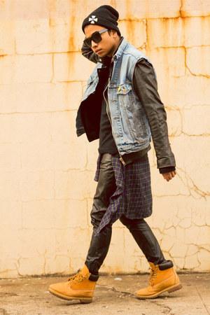 Menu0026#39;s Timberland Boots Versace Shirts Hu0026M Pants Levis Vests | u0026quot;Cobain.u0026quot; by Denny_LRSC | Chictopia