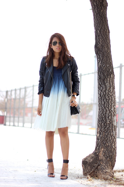 The perfect ombre dress