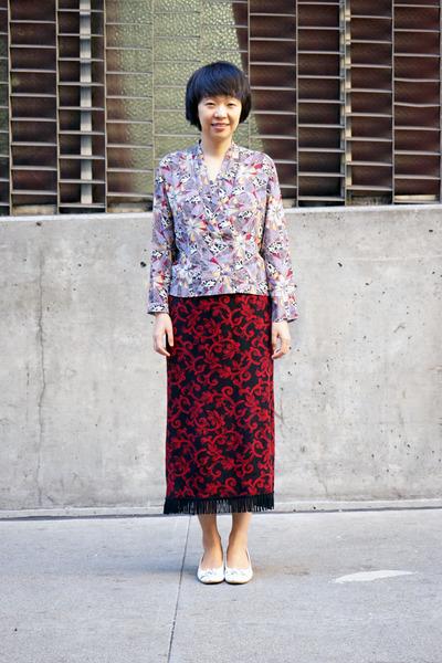 Where bloggers get fashion inspiration
