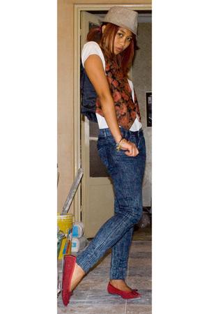 zara hats vintage vests zara jeans shoes les champs lys es by jadelapetite chictopia. Black Bedroom Furniture Sets. Home Design Ideas