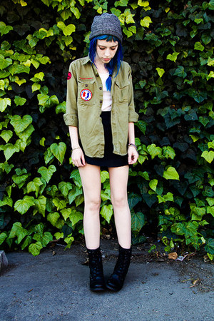 Black Studded Shoedazzle Boots, Olive Green Boy Scouts ...