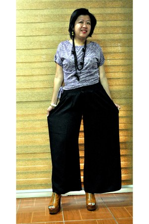 Blouse Pants