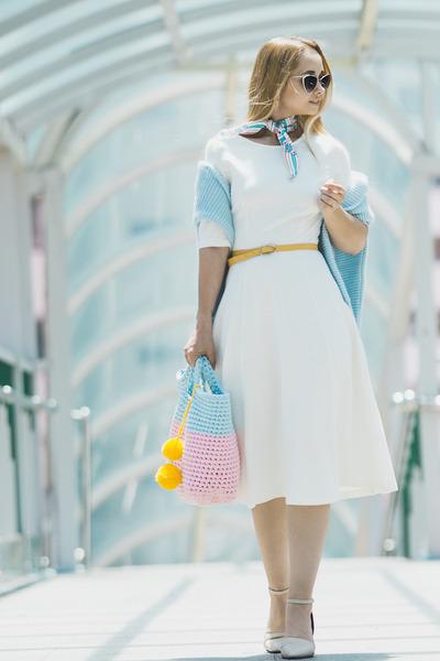 Marshmallow bag