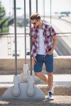 fa79007f04f56 Men's JCPenney Shirts, Denim Shorts Levis Shorts  