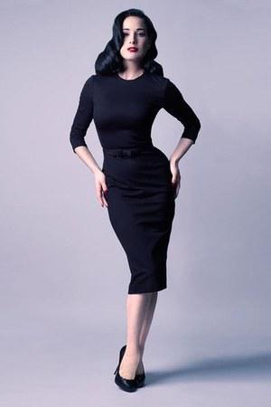 Black Dita Von Teese Dresses Black Love By Vintageholic Chictopia