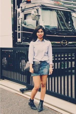 Uniqlo Shirts 2015 Fashion Trends Boyfriend Shirt And Stripes By Vivalahighstreet Chictopia