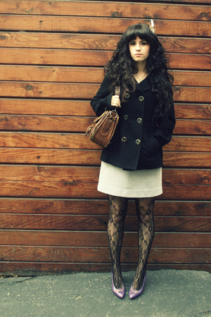 How To Survive Winter In A Dress Chictopia