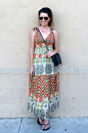 Maxi Dress Angie Dresses Crosses Body H Amp M Bags Flip