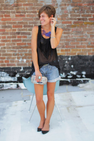 Can Am For Sale >> Black Blouses, Silver Vintage Gucci Bags, Levis Shorts ...