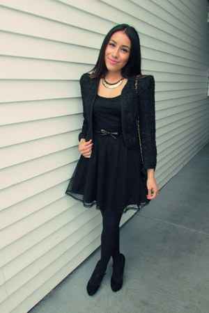 Black Forever 21 Dresses Black Papaya Jackets | &quotLITTLE BLACK