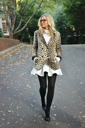 Flute Asos Skirts, Leopard Print Asos Coats, Cableknit ...