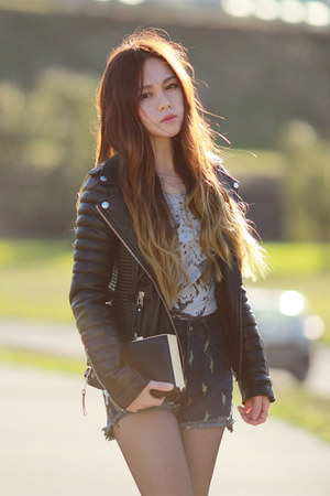 Boda Skins Jackets Quot Luxury Leather Quilted Biker Quot By