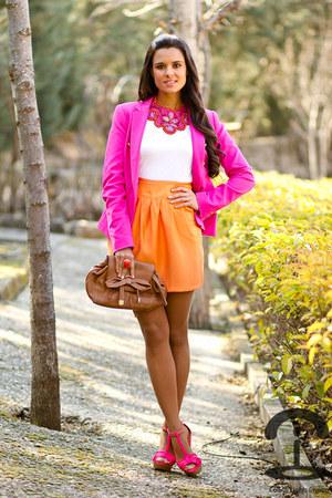 crmenes de la moda shop necklaces zara blazers see by