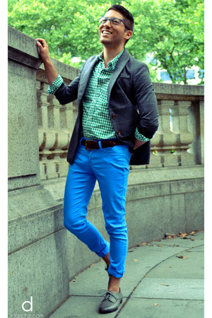 Gray Shoes Outfit Mens