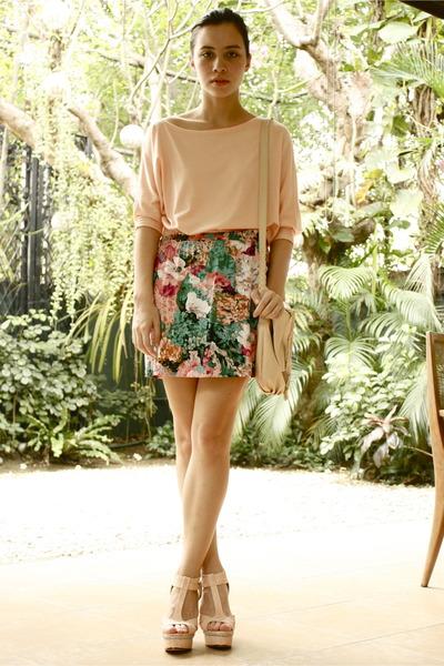 cotton on dress - Parisian heels