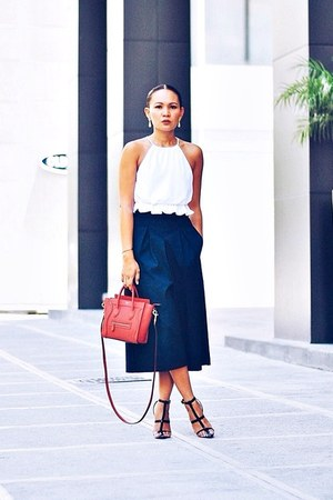 Popular Street Style Outfit Ideas With Red Color U2013 Glam Radar