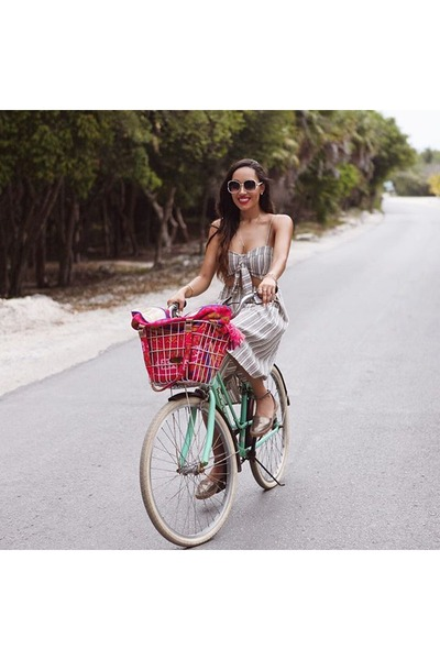 Cycling In Tulum