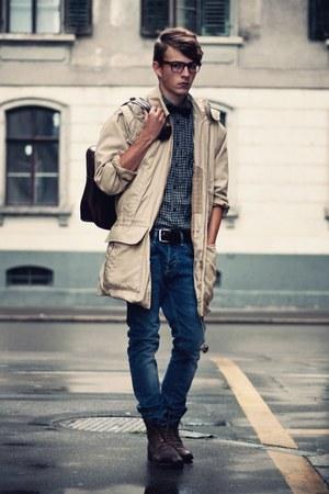 Men S Vintage Coats Gucci Boots H Amp M Jeans Cheap Monday