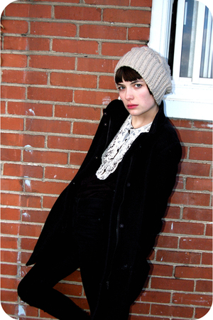 Black Wilfred Coats Black BDG Pants Black Hu0026M Shirts White Urban Outfitters | U0026quot;The Empty Nest ...