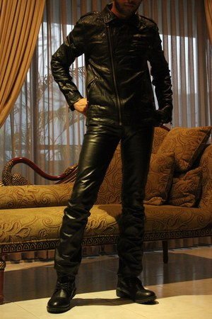 s black leather jackets black leather boots black
