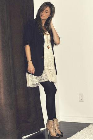 Blue Forever 21 Blazers White Ebay Dresses Black H Amp M