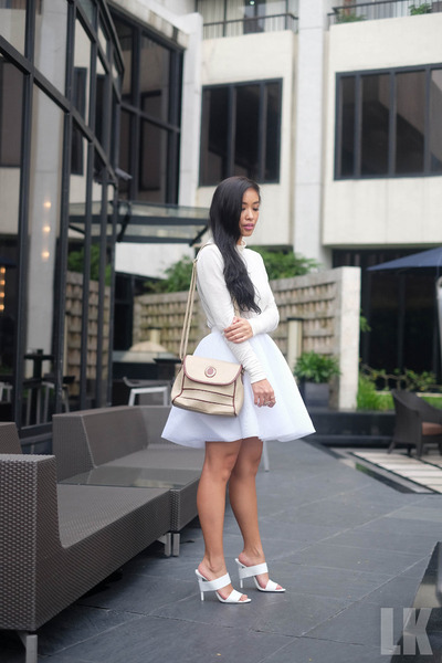 White for work