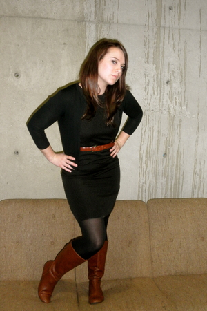 Brown Dress Boots