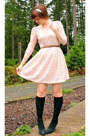 Men S Light Pink Lace Forever 21 Dresses Black Soffte