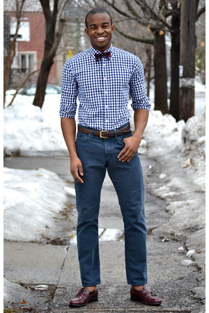What Color Shoes To Wear With Navy Blue Dockers