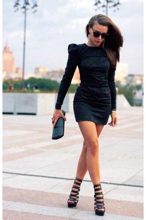 Dress Grey Heels