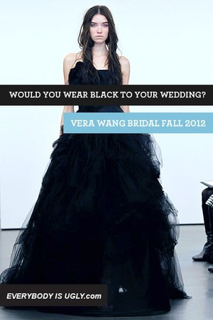 Vera Wang the leading designer of ivory bridal gowns