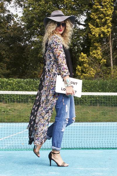Kimono & Jeans