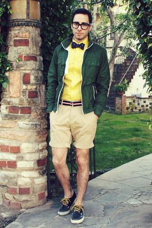 Menu0026#39;s Yellow Express Shirts Navy Vans Shoes Dark Green Gap Jackets | u0026quot;NOT-SO-MELLOW YELLOWu0026quot; by ...