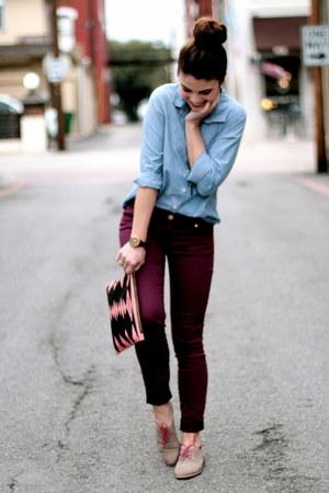 Brianne Faye Bags Oxford Target Shoes Target Pants Gap