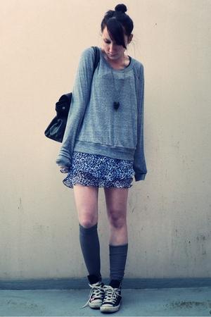 Gray Sweater For Men