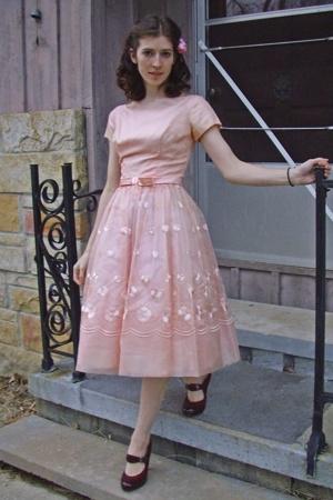 Dresses Target Shoes Quot 1950 S Junior Dress W Flowers Quot By