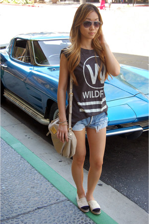 wildfox couture ts shirts espadrilles chanel shoes