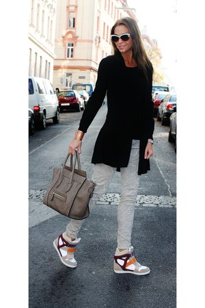 celine mini luggage price - Tan Zara Pants, Light Brown Celine Bags, Neutral DIY Sunglasses ...