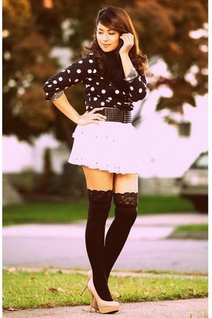 top-h-m-skirt-forever-21-belt-joyce-leslie-socks-bamboo-shoes.jpg