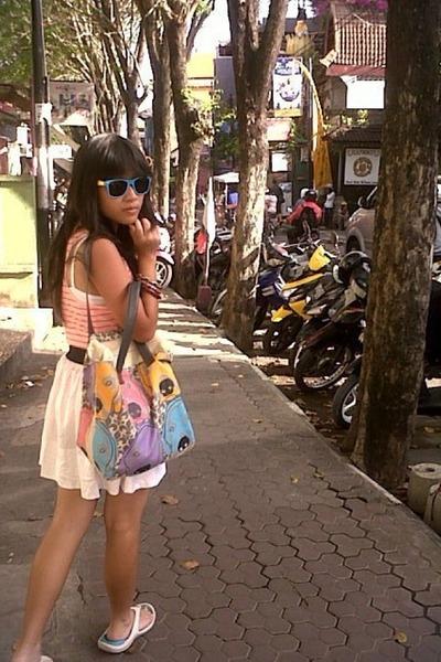 Kuta Street, Bali.
