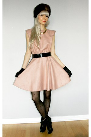Light Pink Whitecrowonlinecom Dresses Black